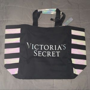 NWT Victoria's Secret We Are All Angels Tote Bag